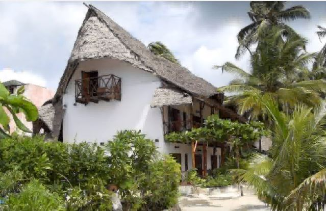 מלון Casa Del Mar Hotel Jambiani